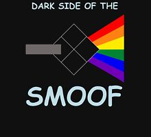 Dark Side of the Smoof Mens V-Neck T-Shirt