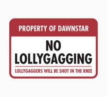 Dawnstar Municipal Ordinance (Sticker) by Eozen