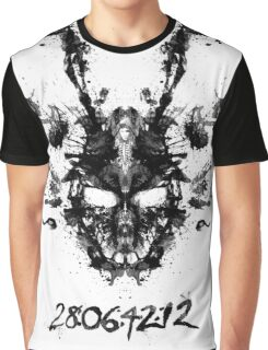 Imaginary Inkblot- Donnie Darko Shirt Graphic T-Shirt