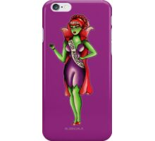 Miss Argentina Pin Up Girl iPhone Case/Skin