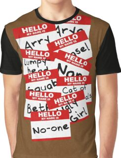Hello... Graphic T-Shirt
