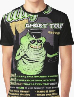 Tully's Ghost Tours Graphic T-Shirt