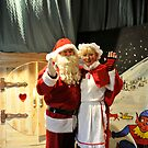 Father Christmas by MiskellyTrevor