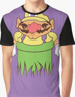 You're going to need a bigger warp pipe Graphic T-Shirt