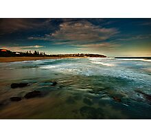 South Curl Curl Beach NSW Photographic Print