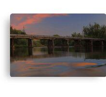 The Breakaway Bridge Canvas Print