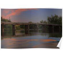 The Breakaway Bridge Poster