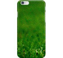 Green grass art - case iPhone Case/Skin