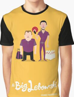 'The Big Lebowski' Graphic T-Shirt