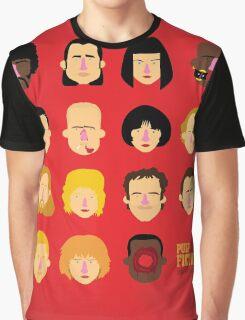 'Pulp Fiction' Graphic T-Shirt