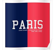 Paris (Travlers Suitcase Series) Poster