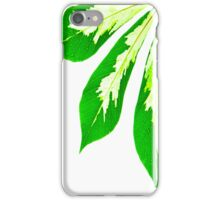 Love for nature - case iPhone Case/Skin