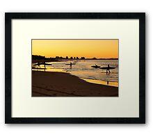 Mooloolaba Sunshine Coast Framed Print