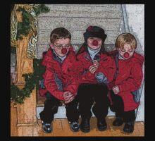 RUDOLPH'S HELPERS Kids Tee