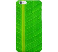 Banana leaf - case iPhone Case/Skin