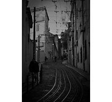 Dark Lisbon Photographic Print