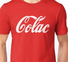 Colac - white Unisex T-Shirt