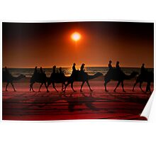 Shadow camels Poster