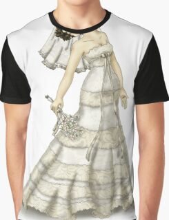 Lace Bride II Graphic T-Shirt
