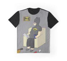 Batman - If Robin Was The Hero Graphic T-Shirt