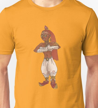 Legend of Zelda Sages - Nabooru, Sage of Spirit T-Shirt