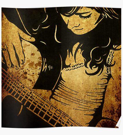 Latte Macchiato Blues  Poster