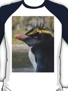Unbelievable Rockhopper Penguin
