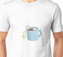 Cocoa and Marshmallows Unisex T-Shirt