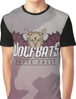 White Falls Wolfbats Graphic T-Shirt