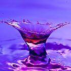 Martini Splash by Anthony L Sacco