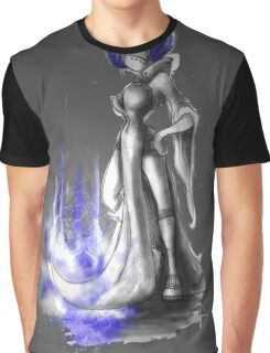 Rainbow Punk: Indigo Assasin Graphic T-Shirt