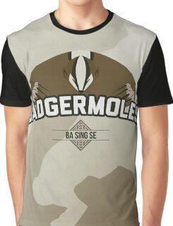 Ba Sing Se Badgermoles Graphic T-Shirt