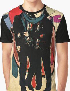 Sherlock: HEART and mind Graphic T-Shirt