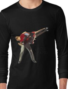 Circus Shaped Long Sleeve T-Shirt
