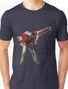 Circus Shaped Unisex T-Shirt