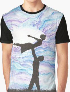 Love Takes Flight Graphic T-Shirt