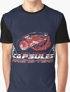 Neo-Tokyo Capsules- Akira Shirt Graphic T-Shirt