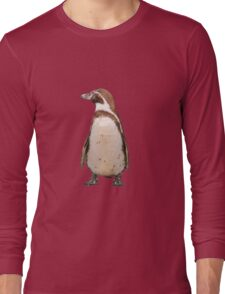 Magellanic Penguin Long Sleeve T-Shirt