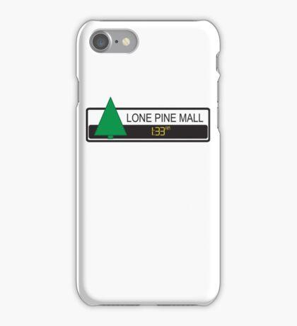 Lone Pine Mall iPhone Case/Skin