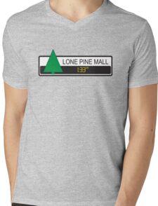 Lone Pine Mall Mens V-Neck T-Shirt