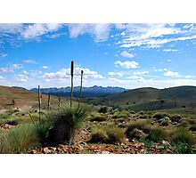 Landscape Flinders Ranges South Australia Photographic Print