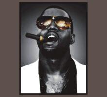 Kanye West Cigar