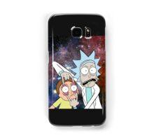 Look, Morty (Space Version) Samsung Galaxy Case/Skin