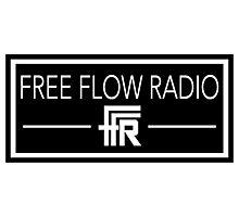 "Free Flow Radio ""Box Design"" Photographic Print"