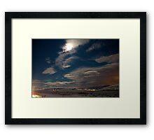 Icelandic Plains Framed Print