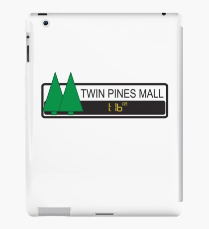 Twin Pines Mall iPad Case/Skin