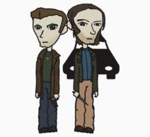 Dean & Sam 3 by sybilthorn
