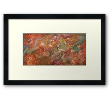 The Covenant Reticulate  Framed Print