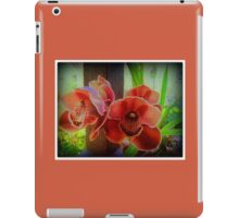 Backlit Cym Khan Flame iPad Case/Skin