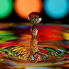 Disco Drop by Anthony L Sacco